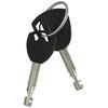 ABUS Granit X-Plus 540/160HB300 Cykellås svart